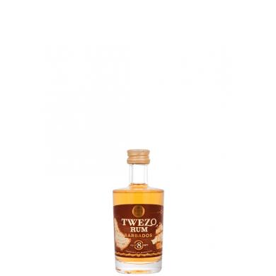 Twezo Barbados 8 Y.O. MINI 0,05l 40%