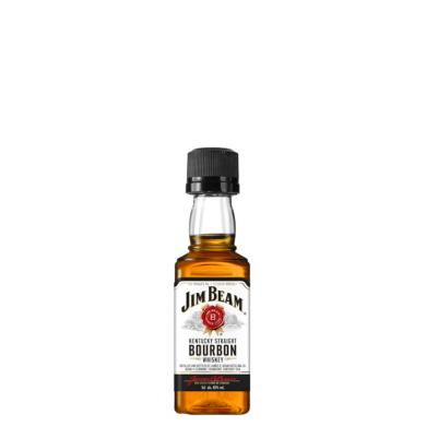 Jim Beam White Label MINI 0,05l 40%