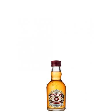Chivas Regal 12 Y.O. MINI 0,05l 40%