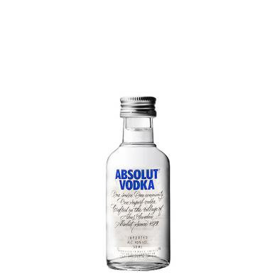 Absolut Blue MINI 0,05l 40%