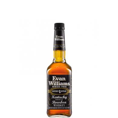 Evan Williams Black 0,7l 43%