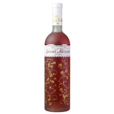 Glamour Grand Moscato Rosé 0,75l