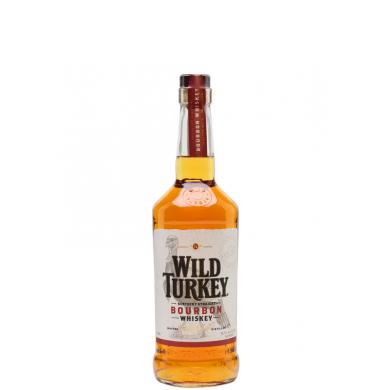Wild Turkey Kentucky Straight 0,7l 40,5%