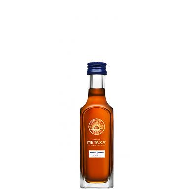Metaxa 12* MINI 0,05l 40%