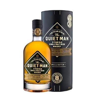 The Quiet Man 8 Y.O. 0,7l 40% + tuba