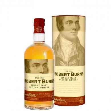 Arran Malt Robert Burns 0,7l 43% + tuba