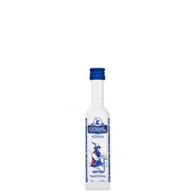 Goral Vodka MINI 0,05l 40%