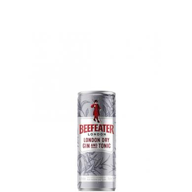 Beefeater Gin and Tonic 0,25l 4,9%