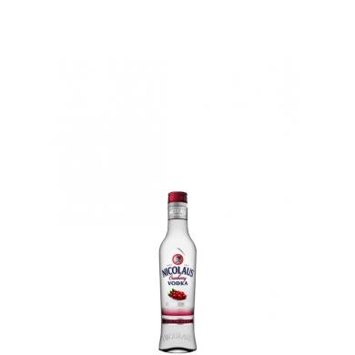 Nicolaus Cranberry Vodka 0,2l 38%