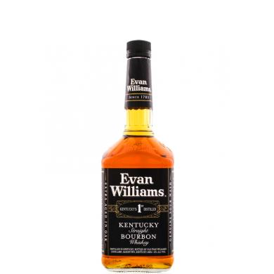 Evan Williams Black 1,0l 43%