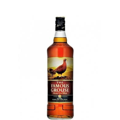 Famous Grouse Sherry Oak Cask Finish 1,0l 40%