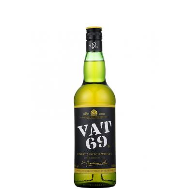 VAT 69 Finest Scotch Whisky 1,0l 40%