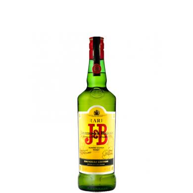J&B Justerini & Brooks Founder's edition 0,7l 40%