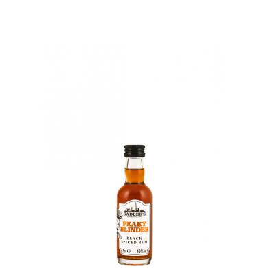 Peaky Blinder Black Spiced MINI 0,05l 40%