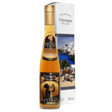 Olympia Greek Spirit 0,7l 36% + kartón