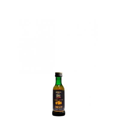 Fernet Stock Barrel Edition Fernet & Rum 0,05l 35%