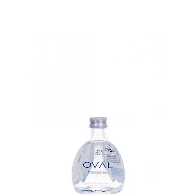 Oval Vodka MINI 0,05l 42%