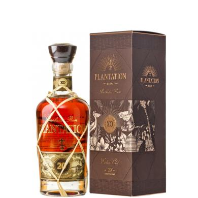 Plantation Barbados X.O. 20th Anniversary 0,7l 40% + kartón