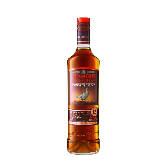 Famous Grouse Golden Reserve 12 Y.O. 0,7l 40%