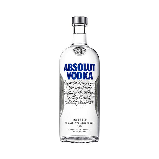 Absolut Blue 1,75l 40%