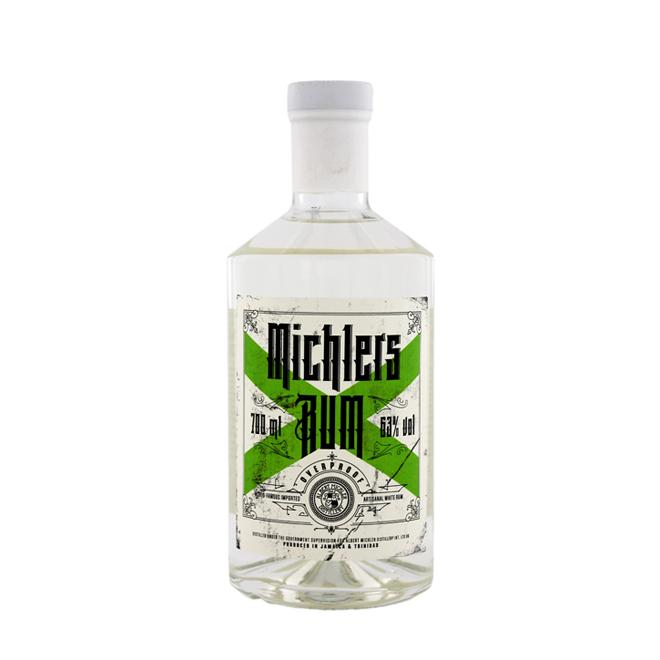 Michlers Overproof 0,7l 63%