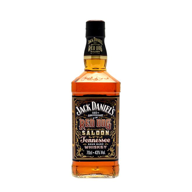 Jack Daniel's Red Dog Saloon 0,7l 43%