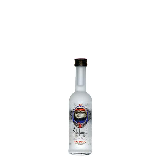 Prelika Vodka Štefánik MINI 0,05l 40%