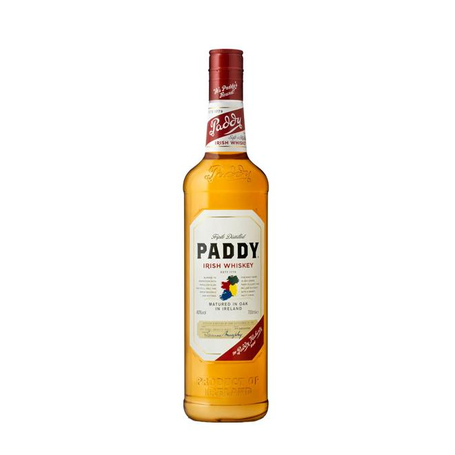 Paddy Irish Whiskey 0,7l 40%